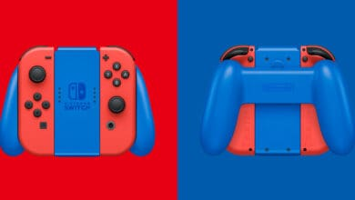 Mario Red and Blue